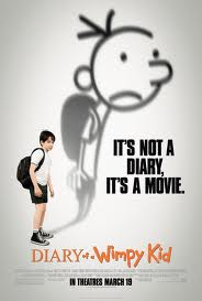 diary of a whimpy kid