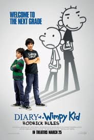 diary of a whimpy kid 2